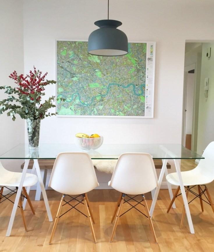 Inside a Bethnal Green Home