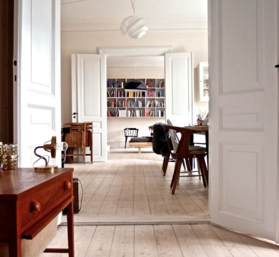 House tour in Copenhagen