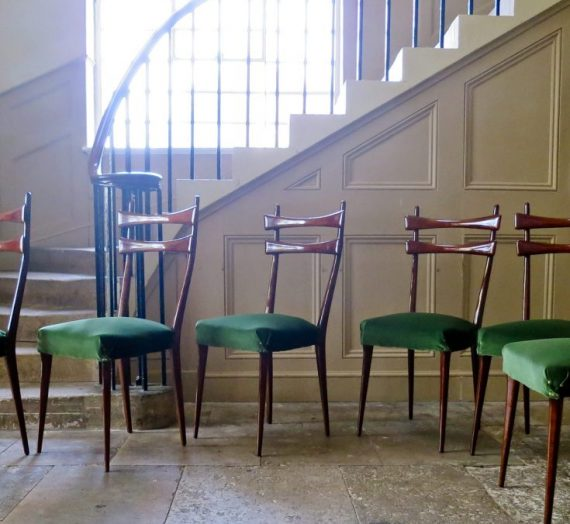 Curators' stories – Bringing dining chairs from the 1960s back to life