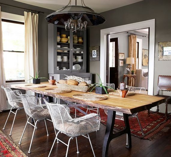 Odd Ones In: Dining Room Chairs & Tables You Can Mix and Match