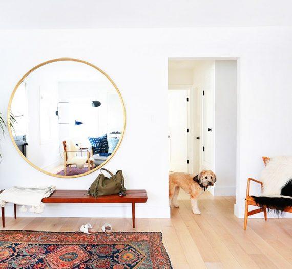 Get The Look: Hallways & Tight Corners