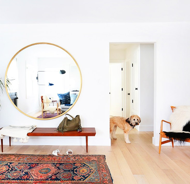 Get The Look: Hallways & Tight Corners