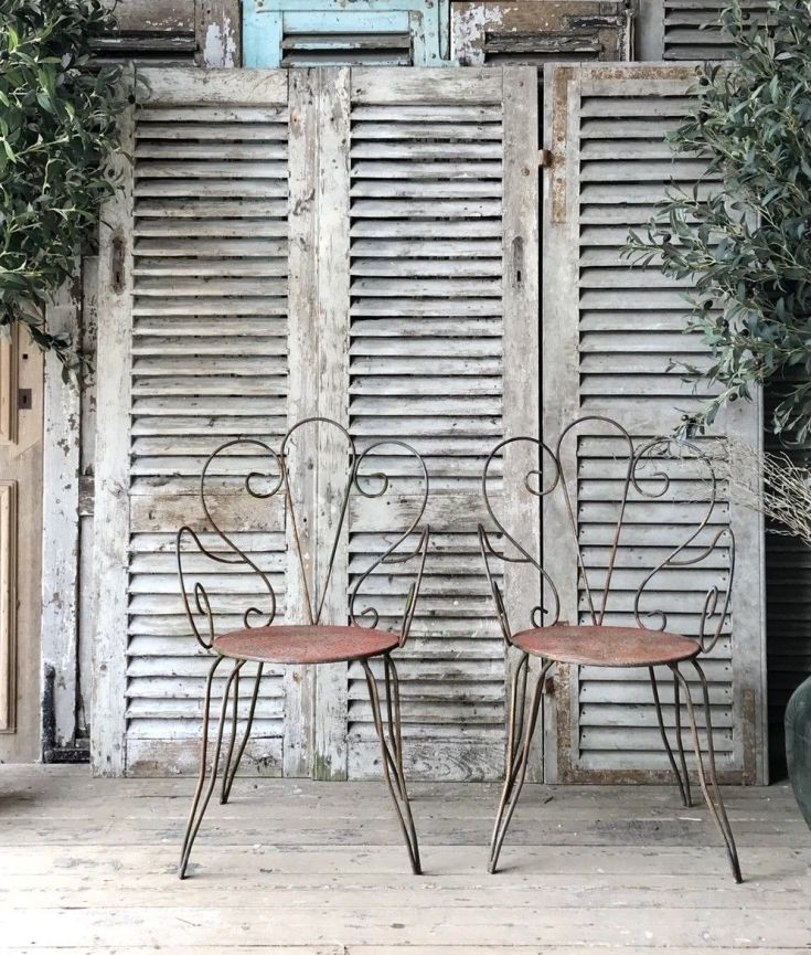 The Vintage Garden Furniture Picks