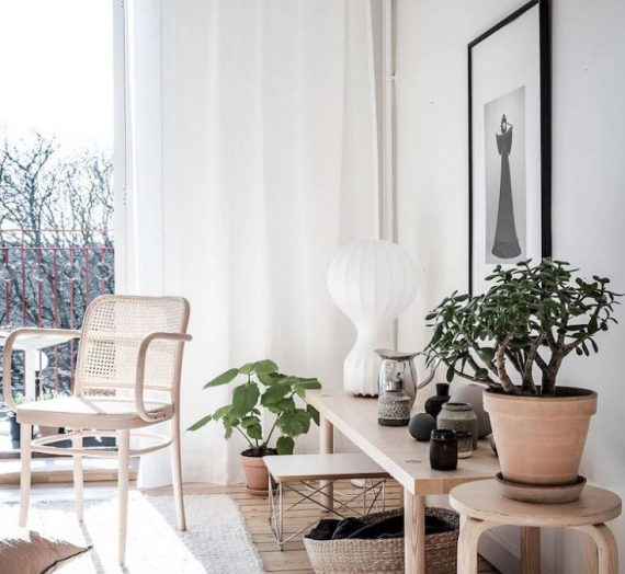 How to Get Scandinavian Modern Style