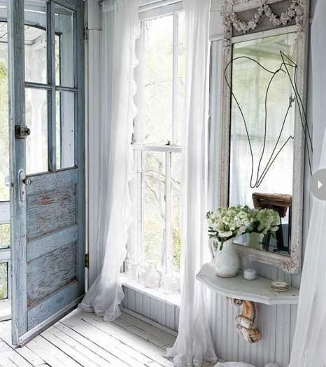How to Get the Shabby Chic Style