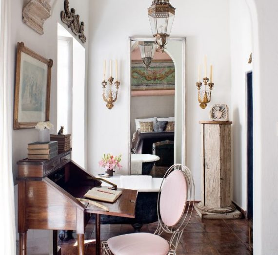 How to Get the Antique Style