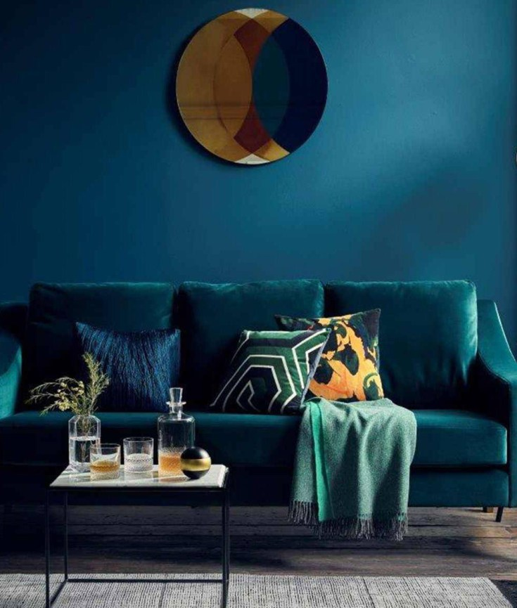 Bring Seasonal Glamour with these Wintry Jewel Tones