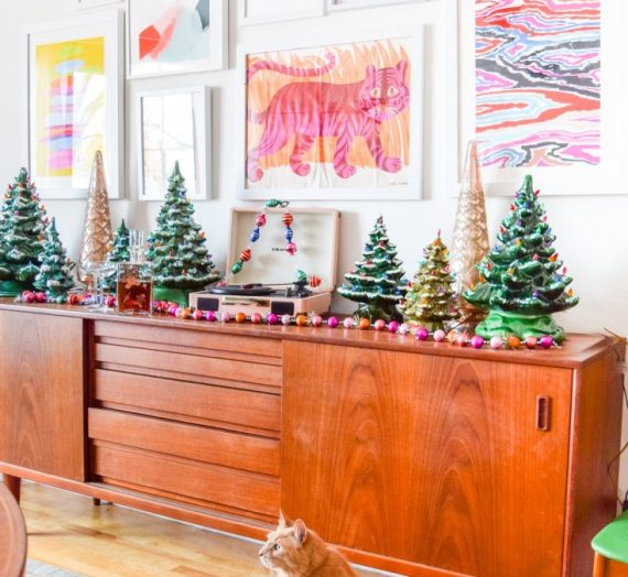 A Maximalist Christmas Decorating Ideas
