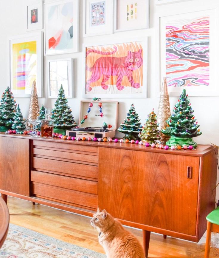 A Maximalist Christmas Decorating Ideas