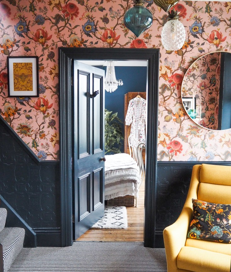 Home Tour: Sandra Baker's Maximalist Victorian Home with a Modern Twist