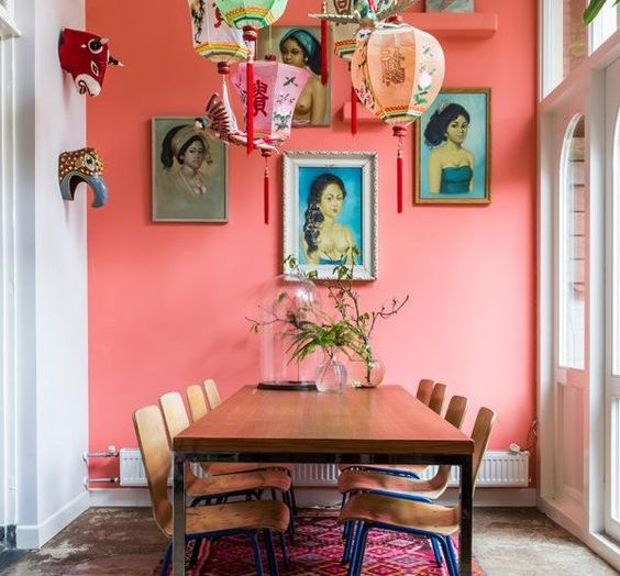 Pantone Colour of 2019: Pretty in (Coral) Pink