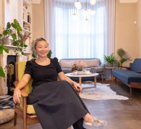 Home Tour: tech entrepreneur Sandrine invites us into her London home.