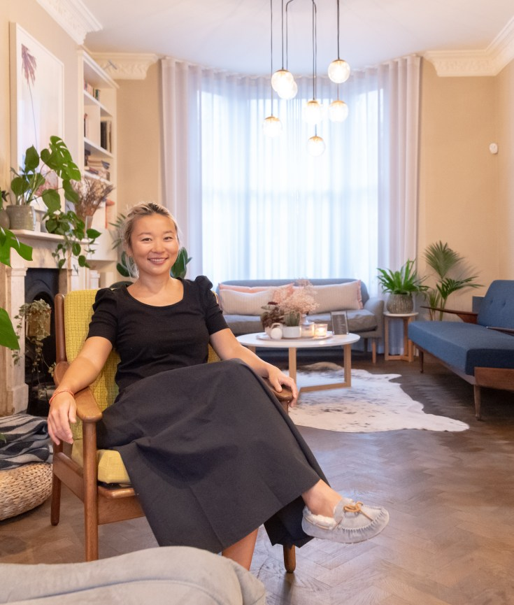 Home Tour: tech entrepreneur Sandrine invites us into her London home.