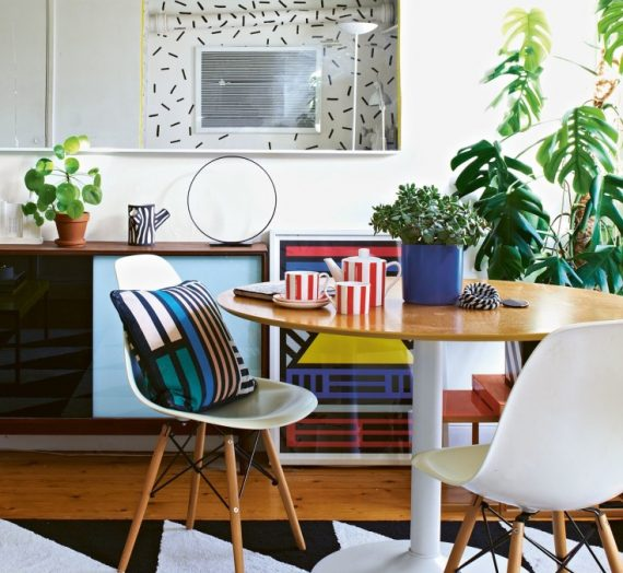 Why the '80s Interior Style Keeps Coming Back and How to Get the Look