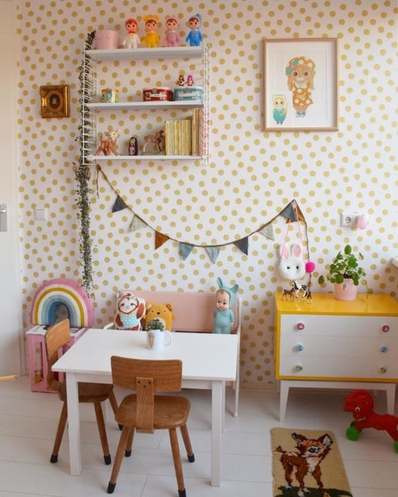 These vintage finds will transform your child's bedroom into a realm of imagination.