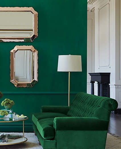 Colour crush: Our hand-picked selection of green vintage gems