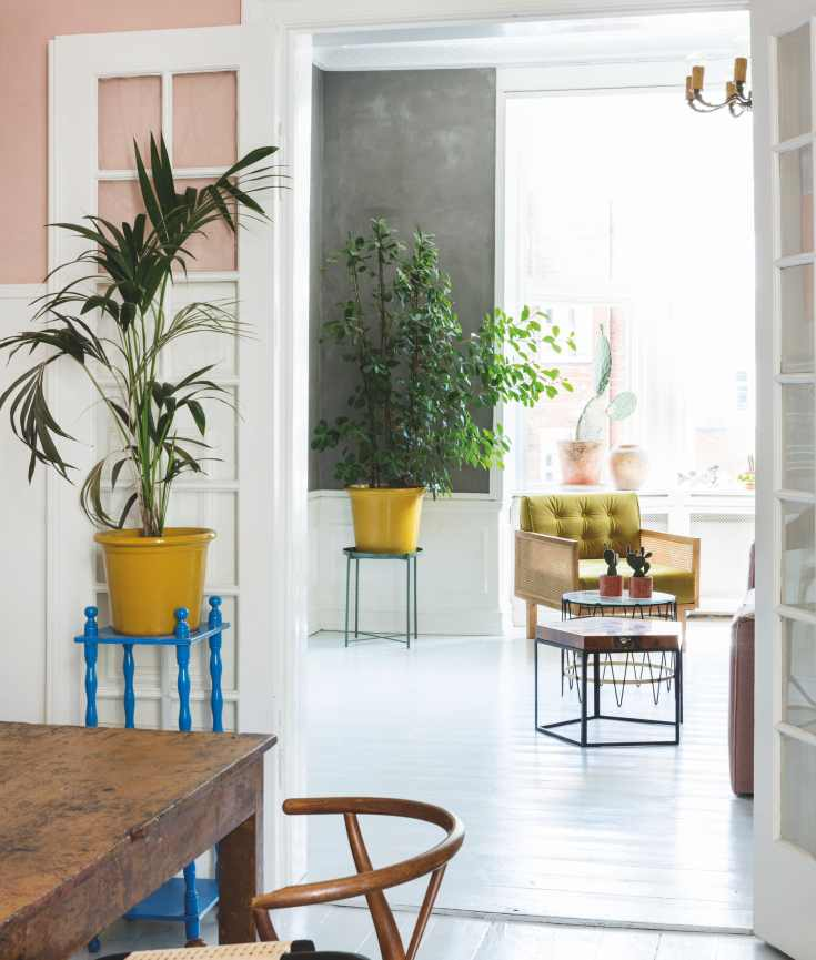 Fill your home with colour: Interior colour trends for Spring/Summer 2019