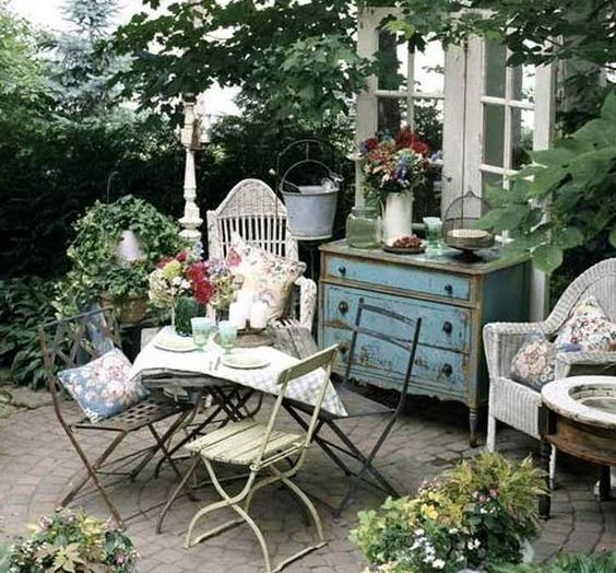 These vintage finds will bring a nostalgic magic to your garden.