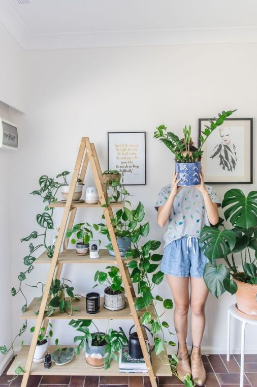 These Vintage Plant Stands are the Perfect Accessory for Plant Lovers