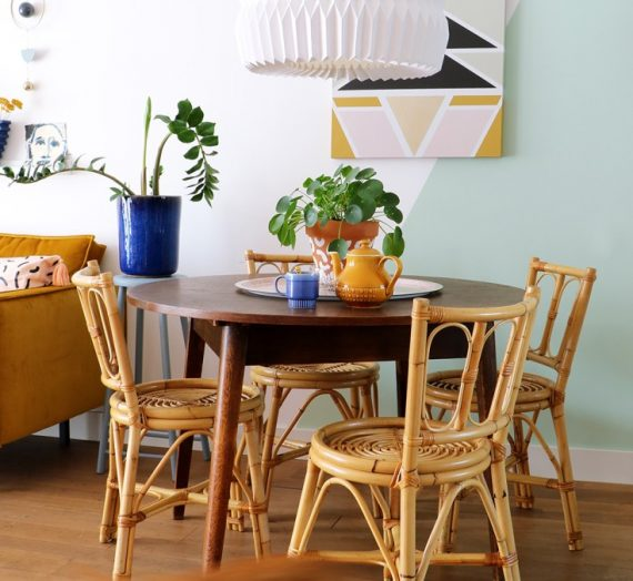 Rattan Furniture is an Affordable Way to Add Bohemian Flair to Your Home