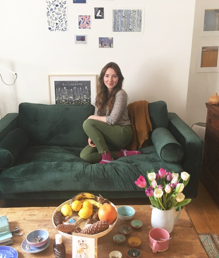 Humans in the home: inside a Londoner's characterful flat