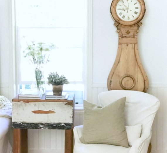 'You will never feel alone with an antique Mora.' Will you also go cuckoo for these Swedish clocks?