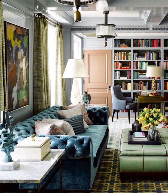 Get the look: a kooky yet sophisticated Fifth Avenue townhouse
