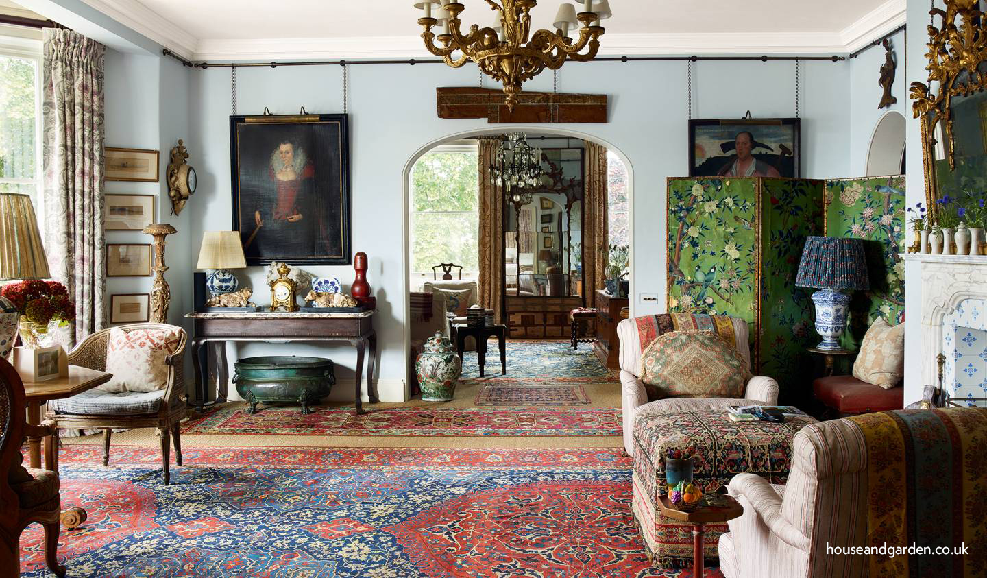 antique rugs from expert dealer