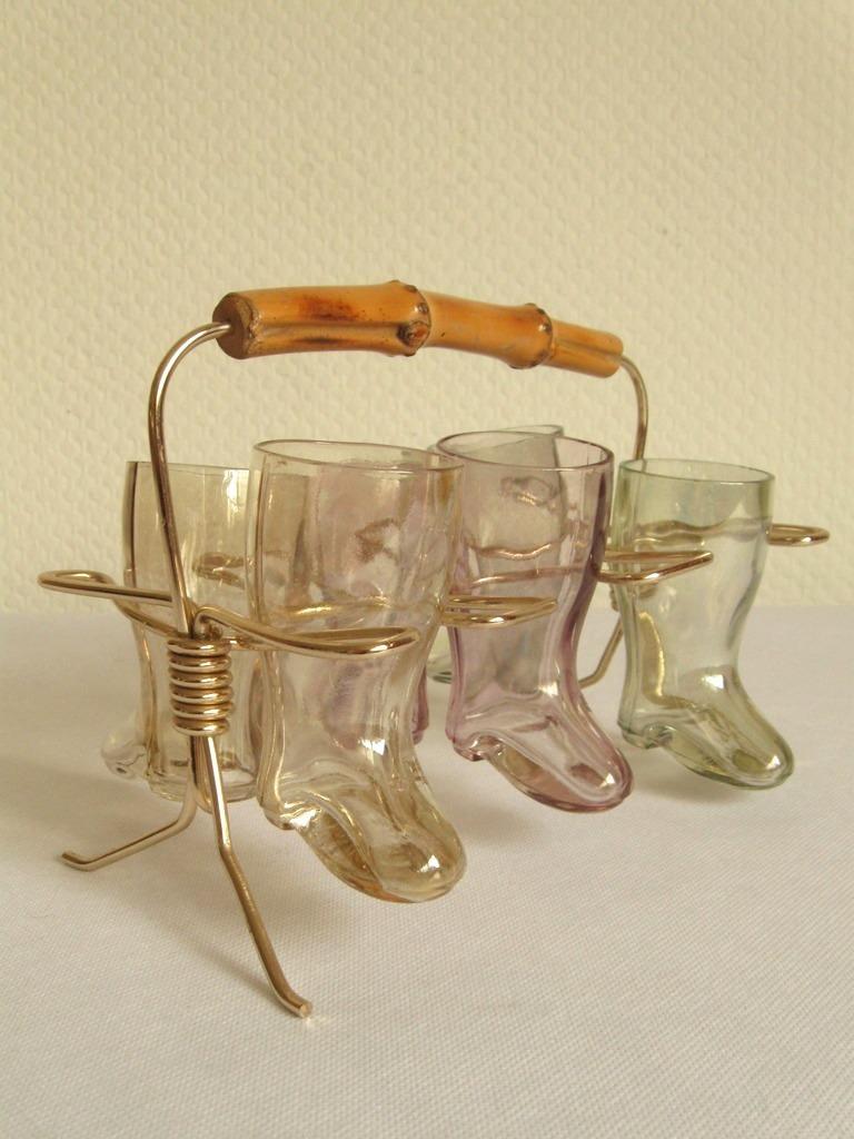 shot glasses vintage glassware christmas gift ideas for him