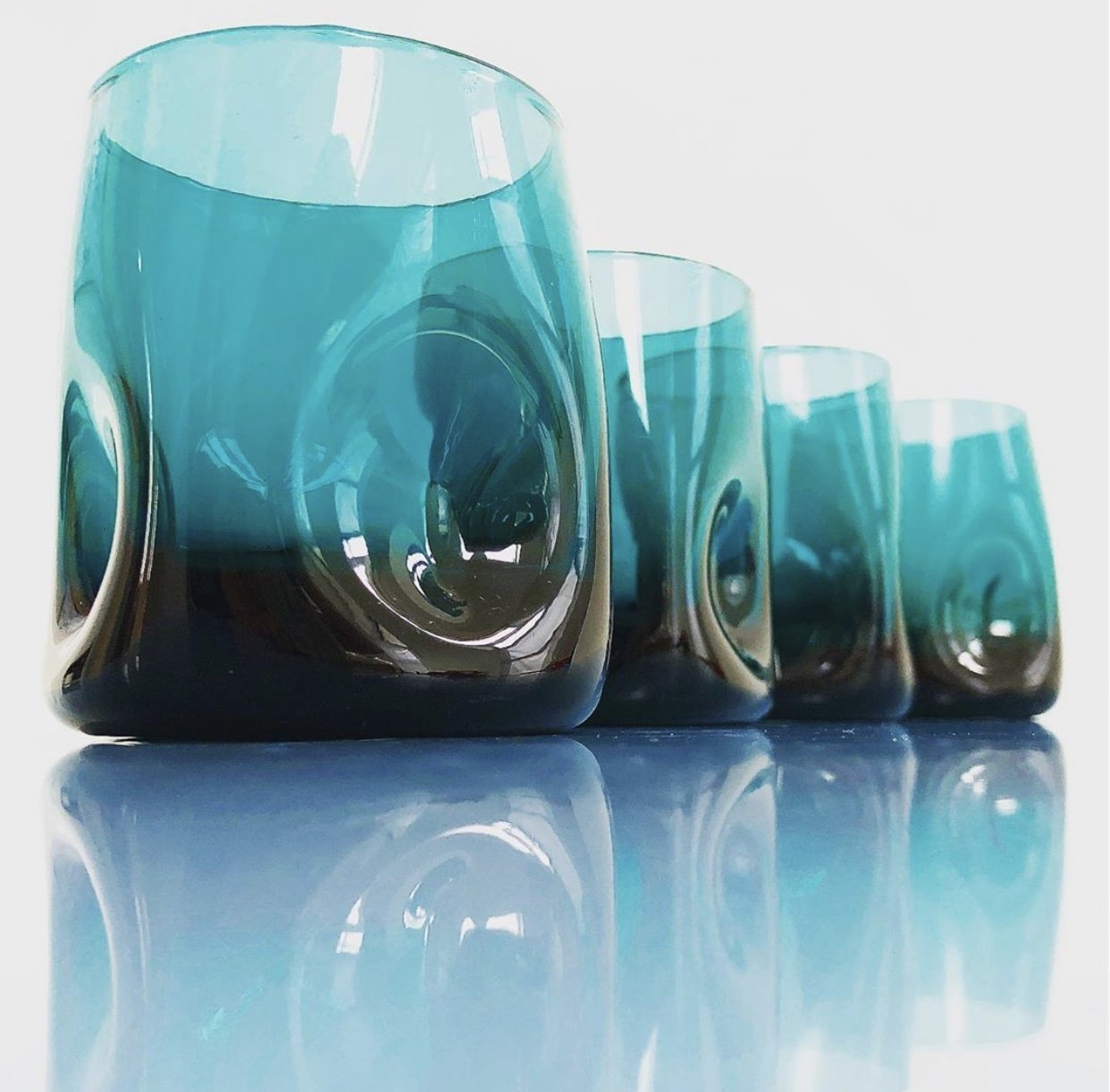 glassware vintage christmas gift ideas for him shot glasses
