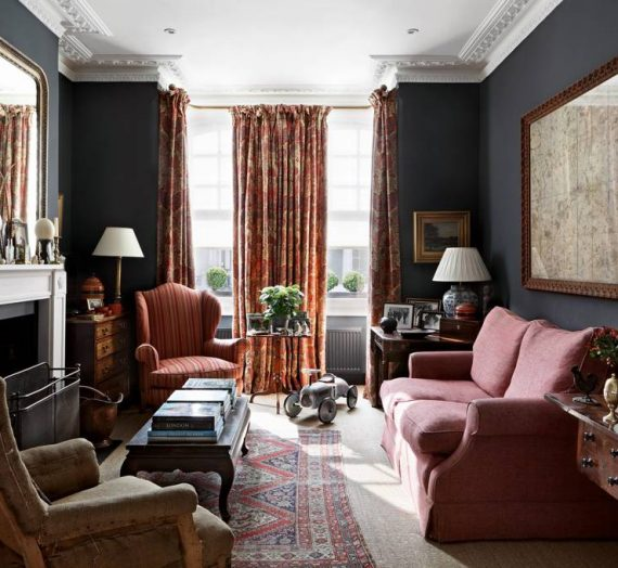 The rise of Victoriana in British homes