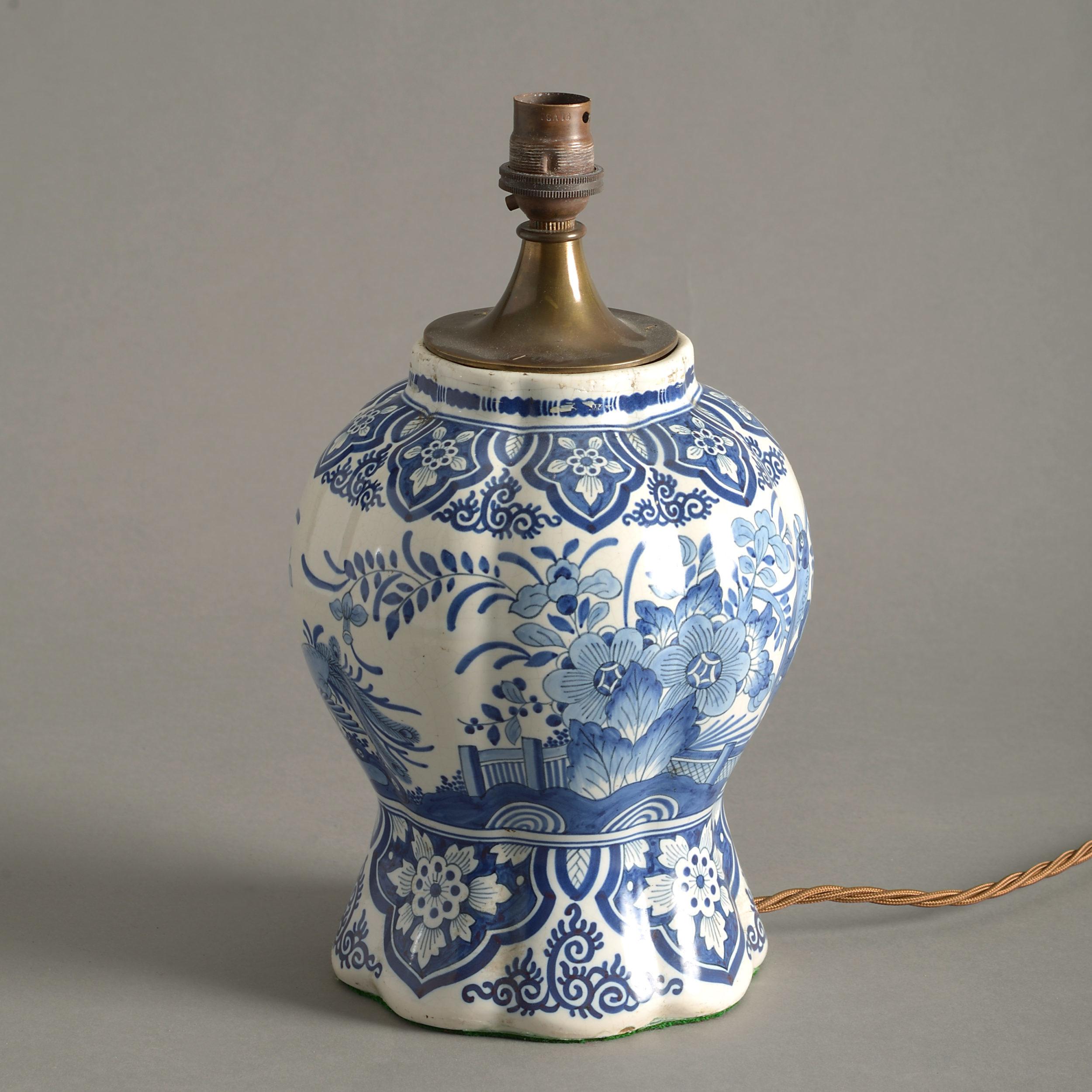 delft antique pottery