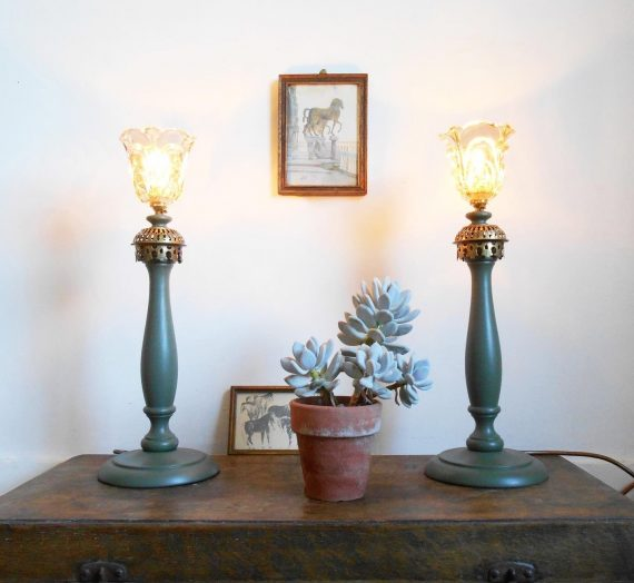 In with the old; characterful finds for the new year