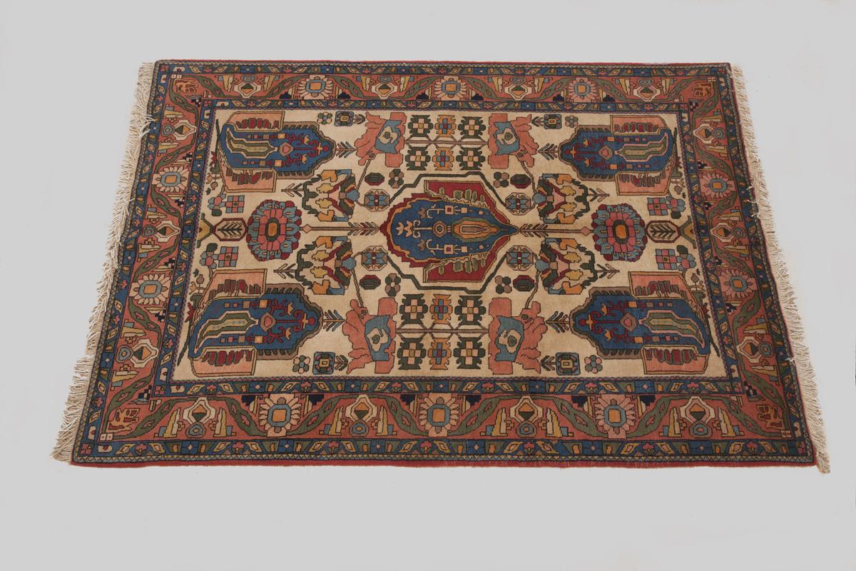 antique rug persian