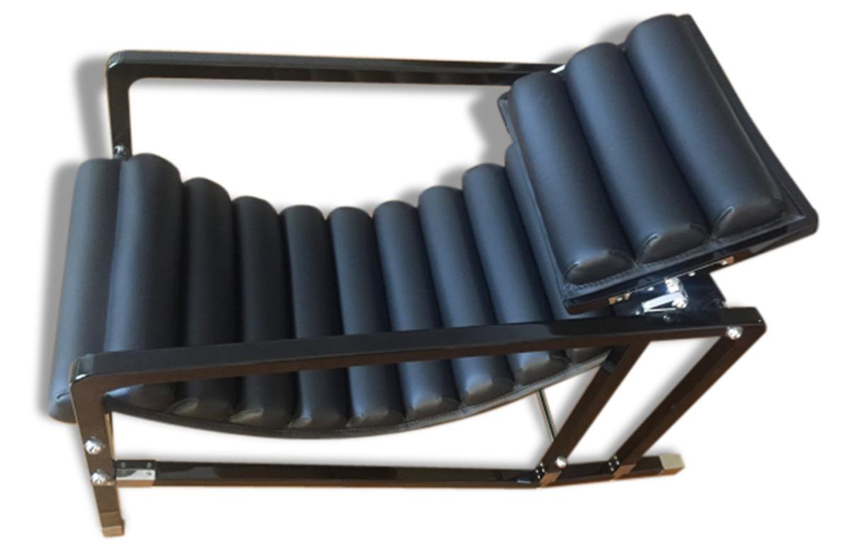 eileen grey transat lpunge chair mid century bauhaus