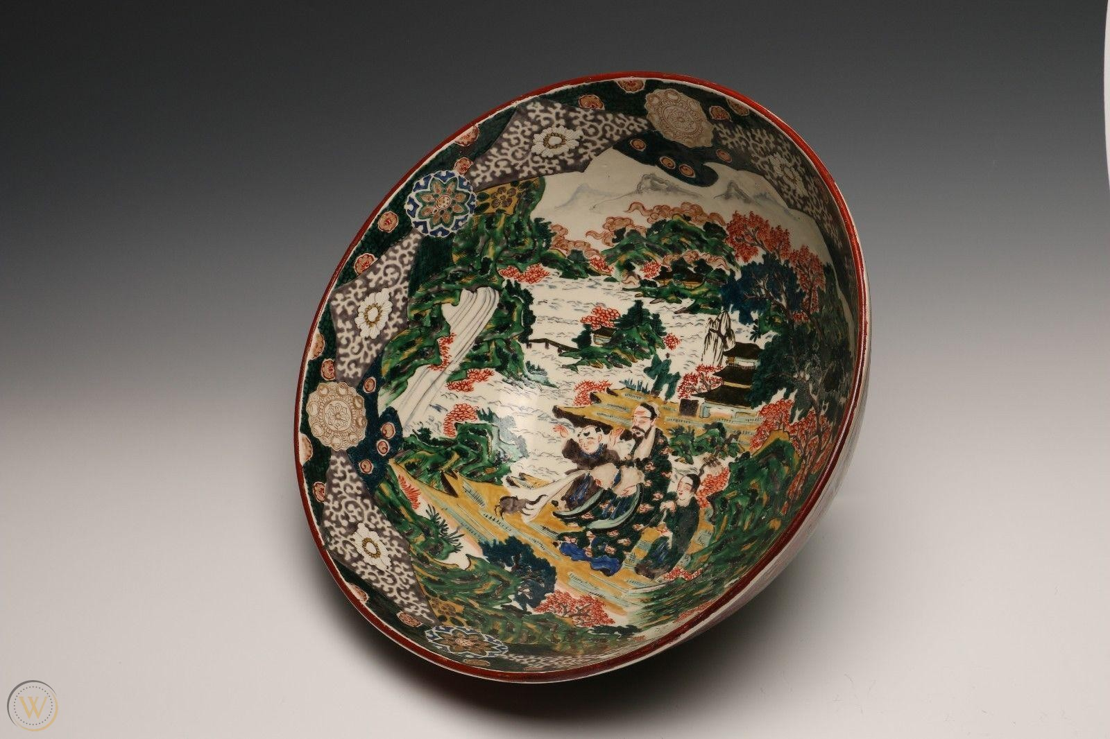 Kutani: Japanese porcelain with a fragmented history