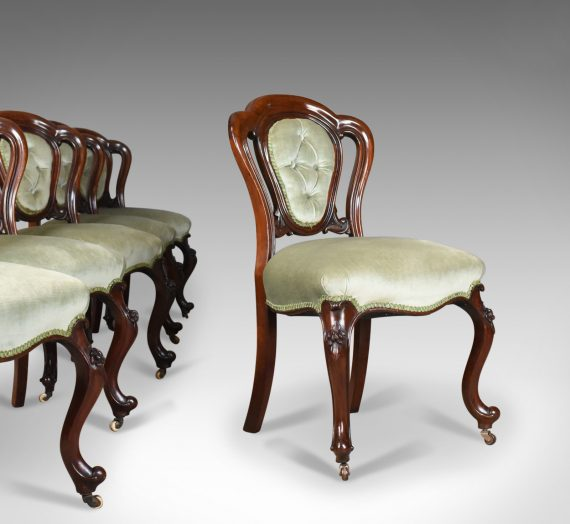 Antique chair styles and how to find them