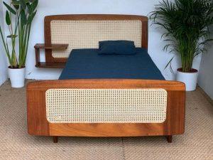 vintage bed roger landaut