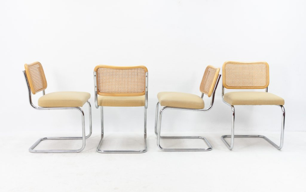 the classic cesca chair is an iconic and innovative design from marcel breuer