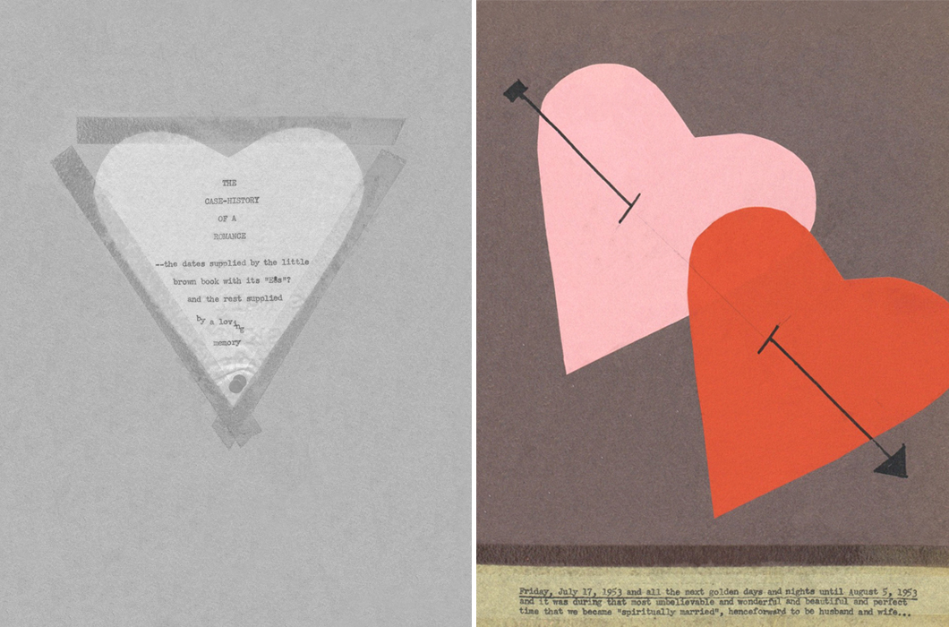 Saarinen love letters