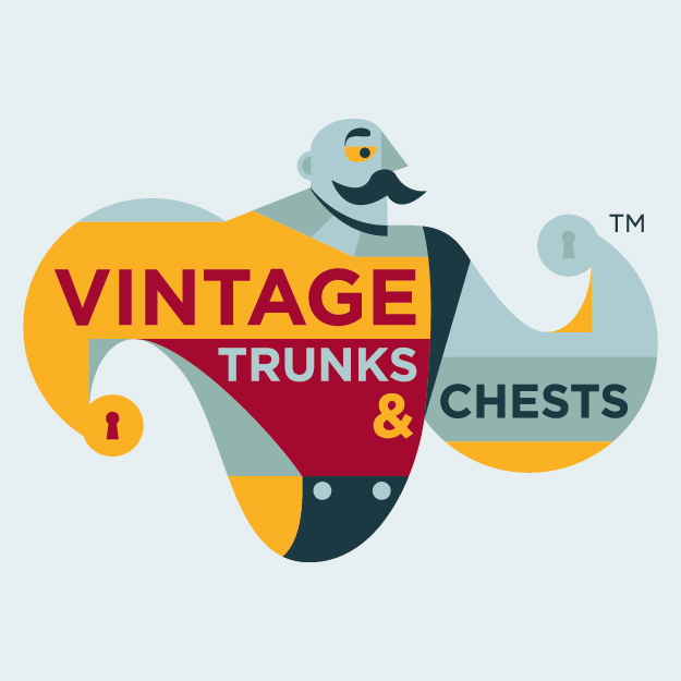 Vintage Trunks & Chests and the treasures within them