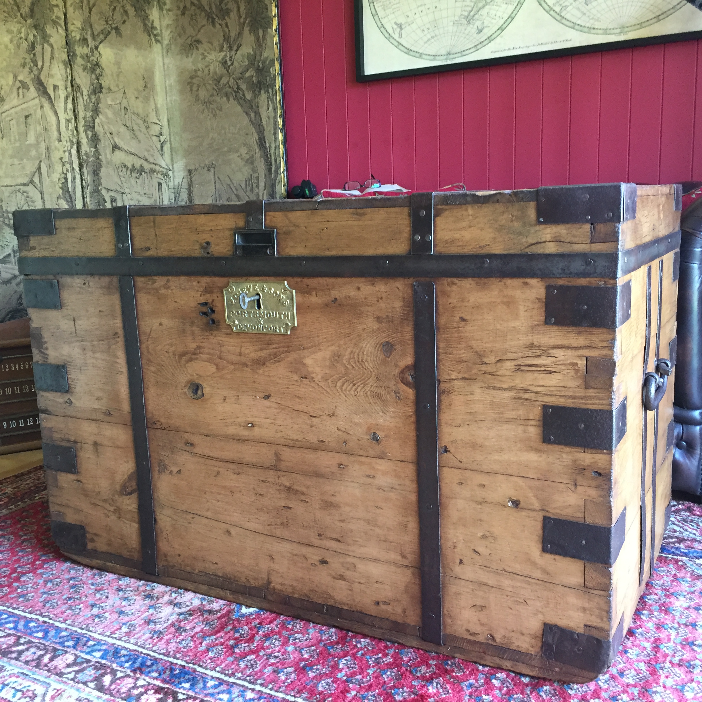 Gieve & Sons Chest