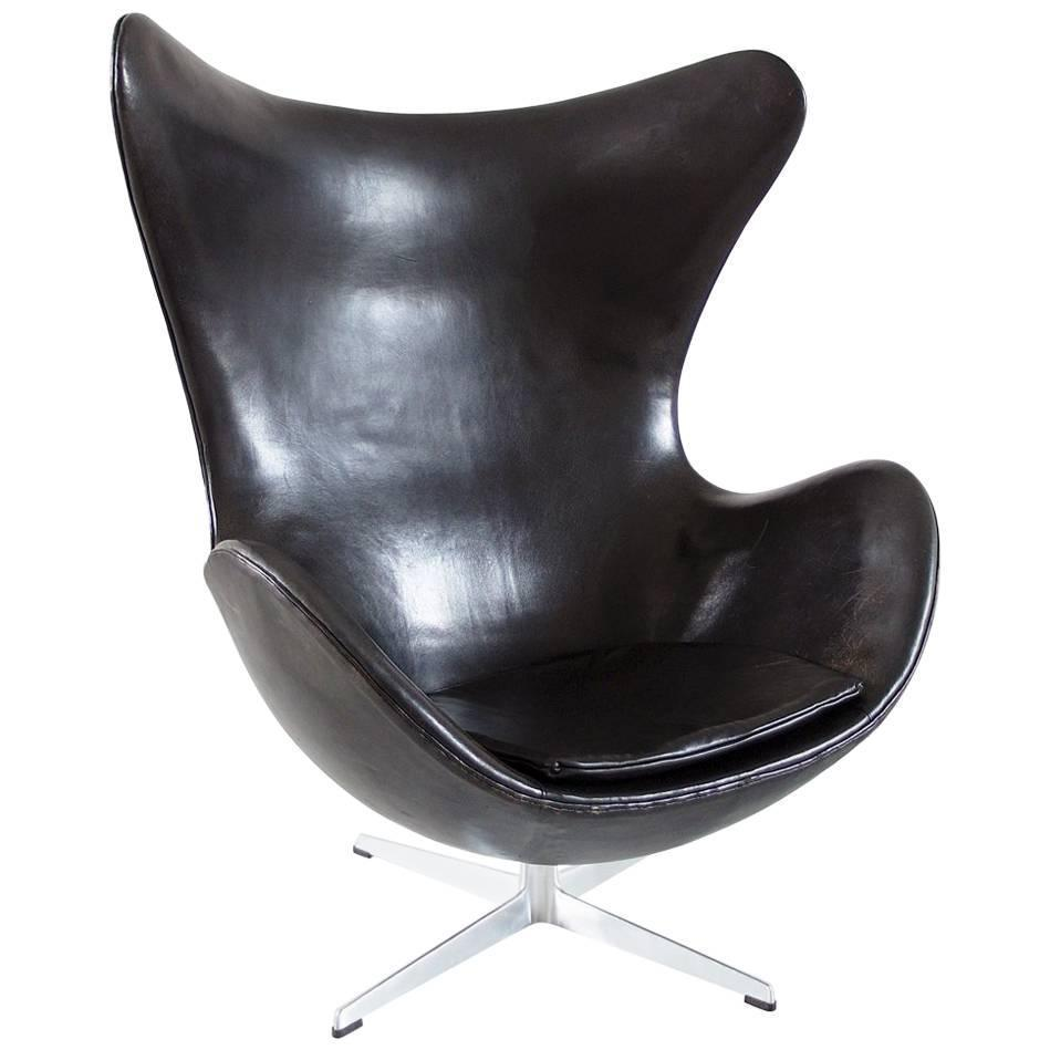 Possibly one of the most iconic chair styles, the Egg chair
