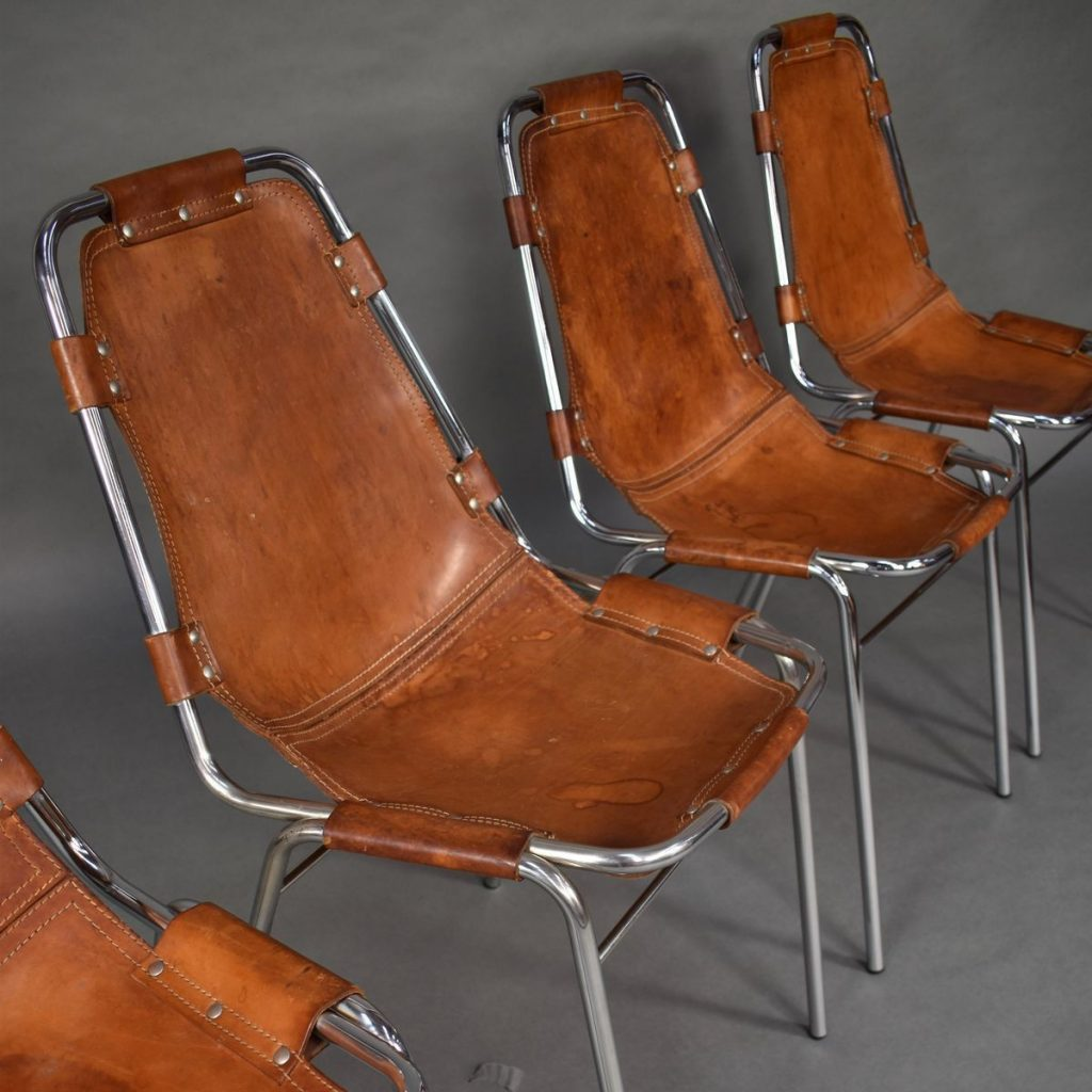 les arcs chair is an iconic chair style