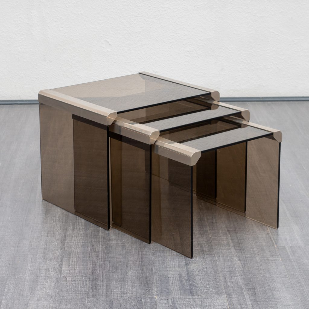 70s nesting tables