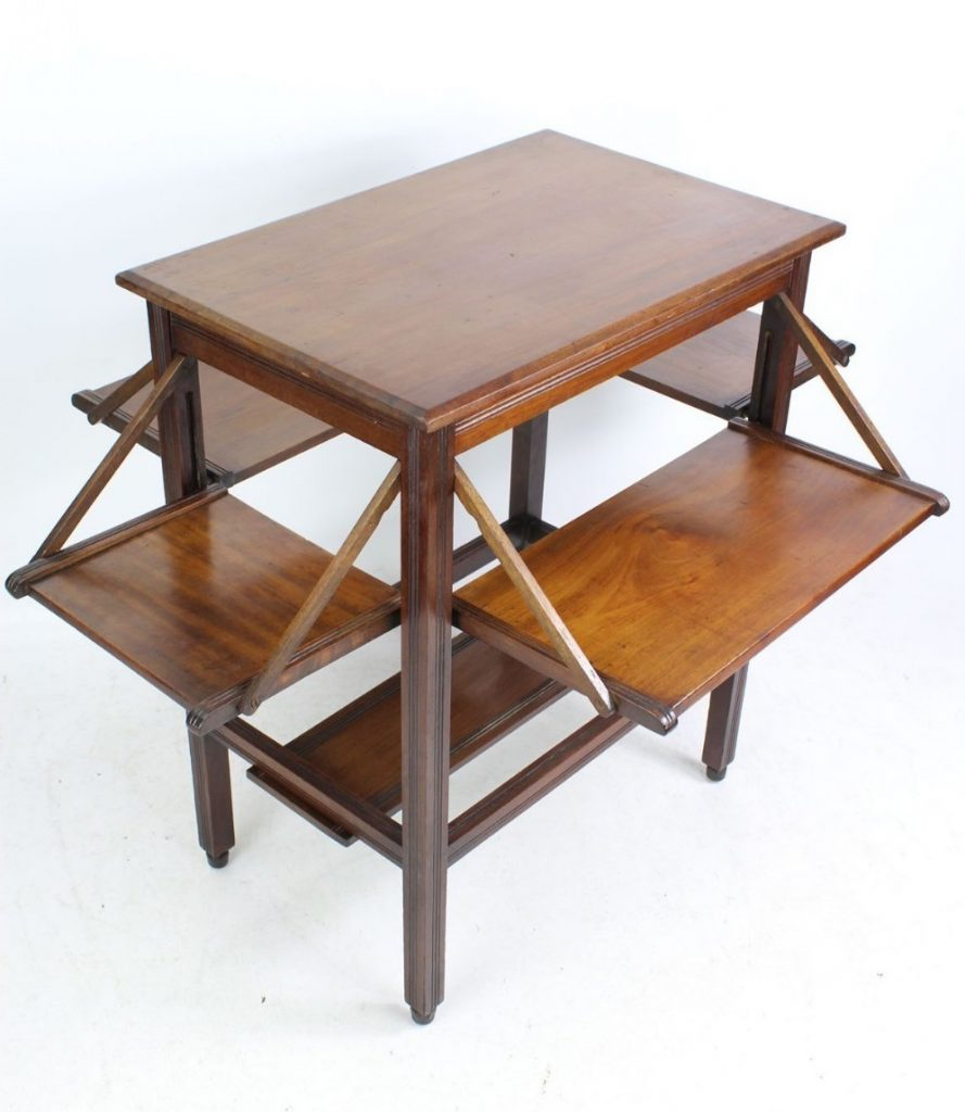 edwardian dropflap table